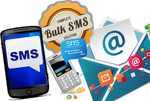 SmS & E-mail marketing, digital advertising